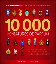 10000 miniatures de parfums